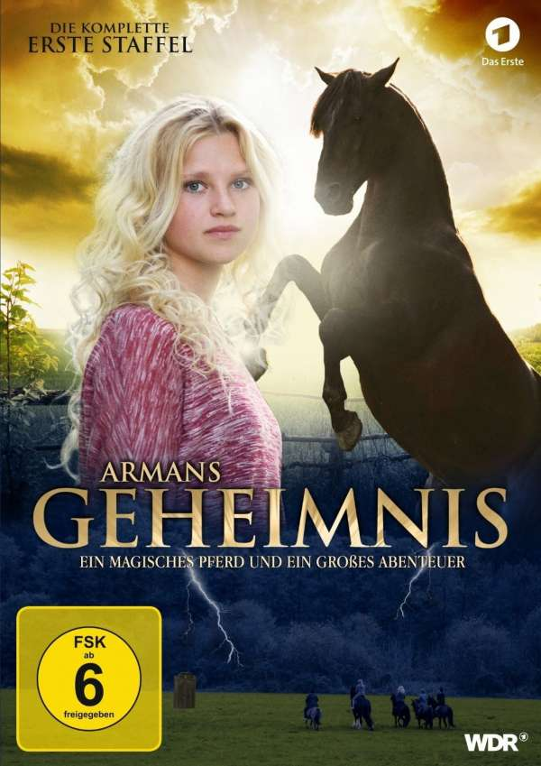 Armans Geheimnis Staffel 1