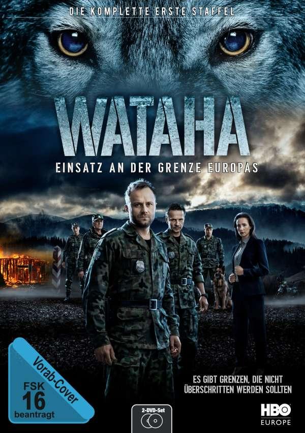 Wataha Staffel 1 2 Dvds Jpc