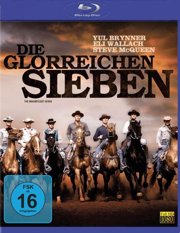 Die Glorreichen Sieben Stream German