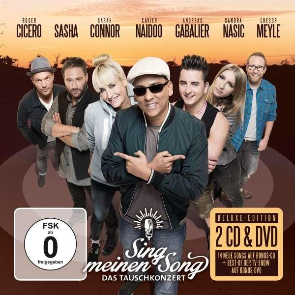 Sing Meinen Song Das Tauschkonzert Deluxe Edition 2 Cds Jpc