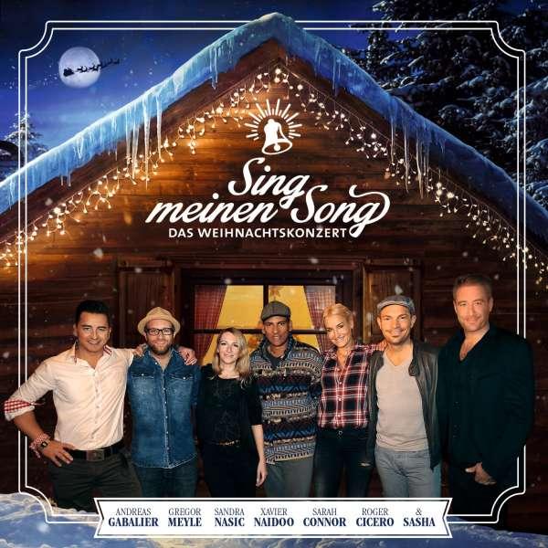 Sing Meinen Song Das Weihnachtskonzert 2014 Cd