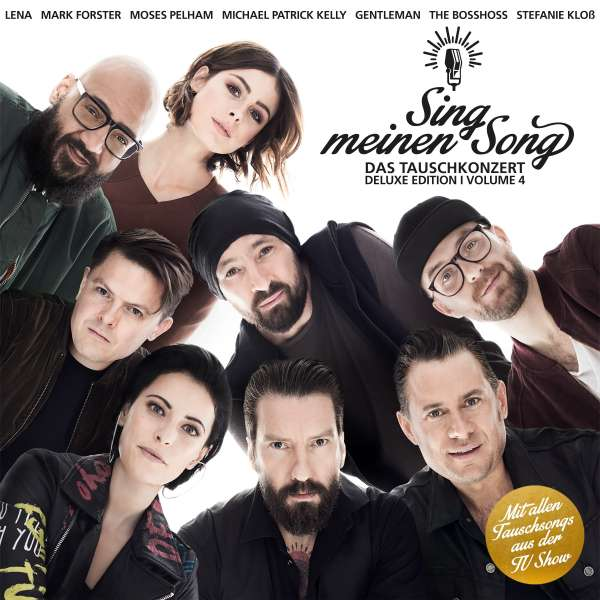 Sing Meinen Song Das Tauschkonzert Vol 4 Deluxe Edition 2 Cds