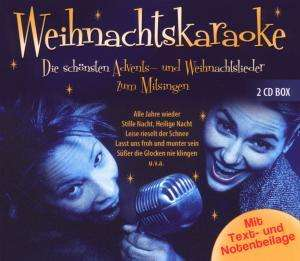 meraner kinderchor weihnachts karaoke 2 cds jpc. Black Bedroom Furniture Sets. Home Design Ideas