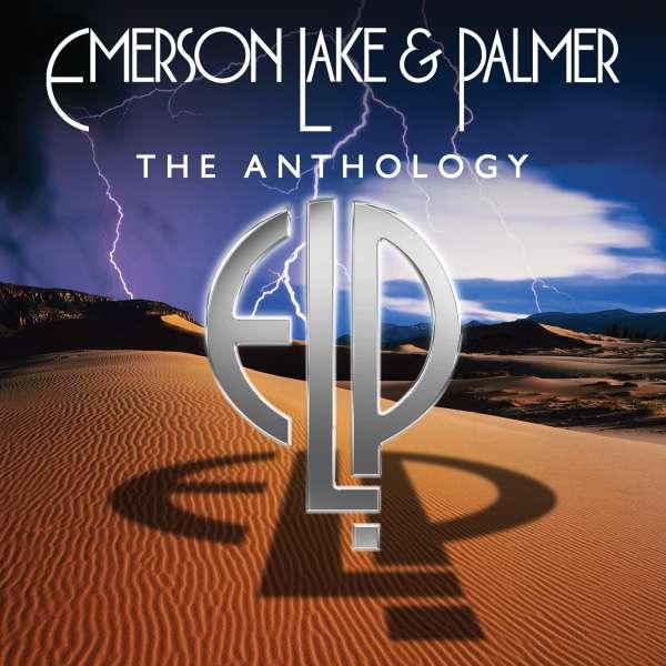Emerson Lake Amp Palmer Anthology 1970 1998 3 Cds Jpc