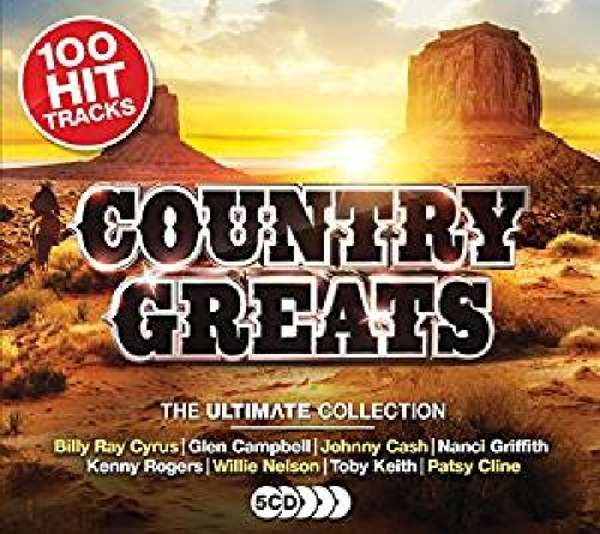 The Ultimate Collection Country Greats