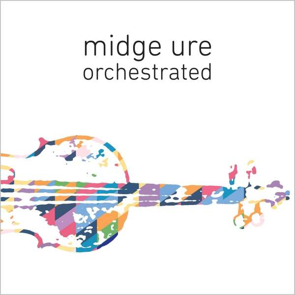 Midge Ure Orchestrated Cd Jpc