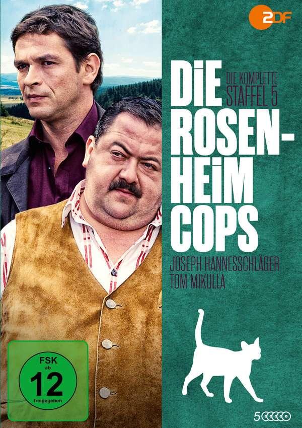 Die Rosenheim Cops Staffel 5 5 Dvds Jpc