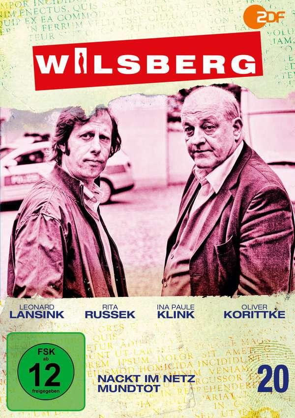 Wilsberg Dvd 20 Nackt Im Netz Mundtot Dvd Jpc