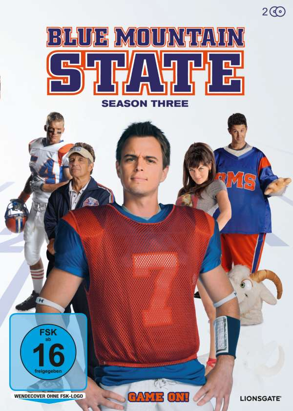 Blue Mountain State Staffel 3