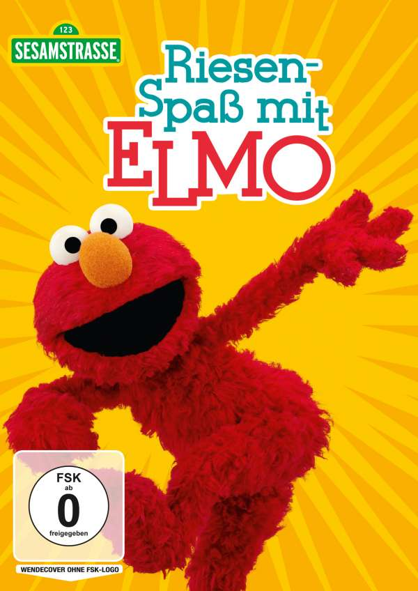 Sesamstrasse Riesenspaß Mit Elmo Dvd Jpc