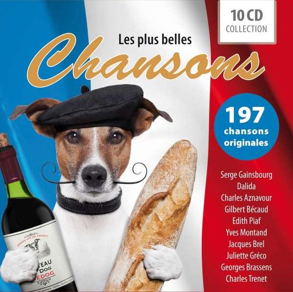 Various - 12 Chansons