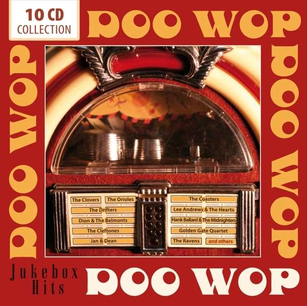 doo wop rarities 10 cds jpc. Black Bedroom Furniture Sets. Home Design Ideas