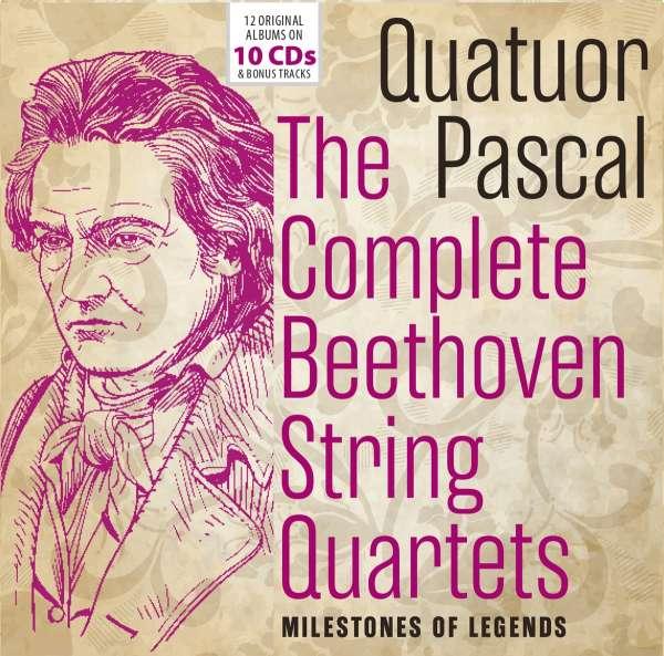 Beethoven: les quatuors (présentation et discographie) - Page 15 4053796005571