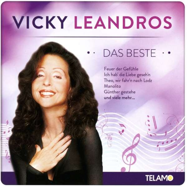 Vicky Leandros Das Beste 15 Hits Cd Jpc