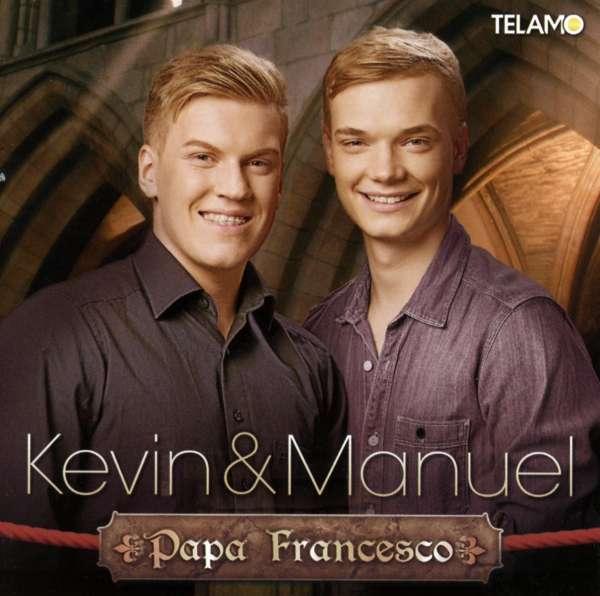Kevin Manuel Papa Francesco Cd Jpc
