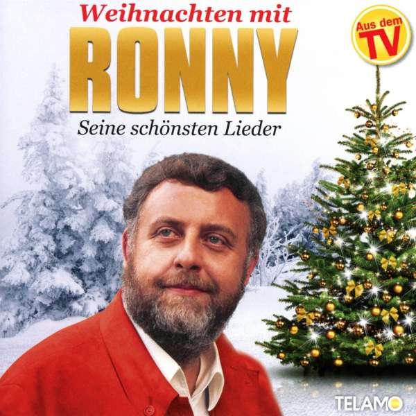 Ronny: Weihnachten Mit Ronny: Seine schönsten Lieder (CD) – jpc