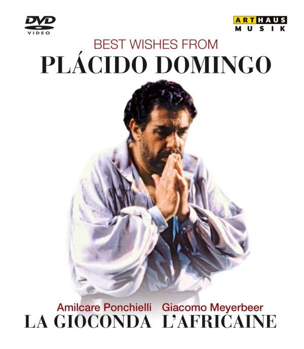 Placido Domingo Best Wishes From Placido Domingo 2