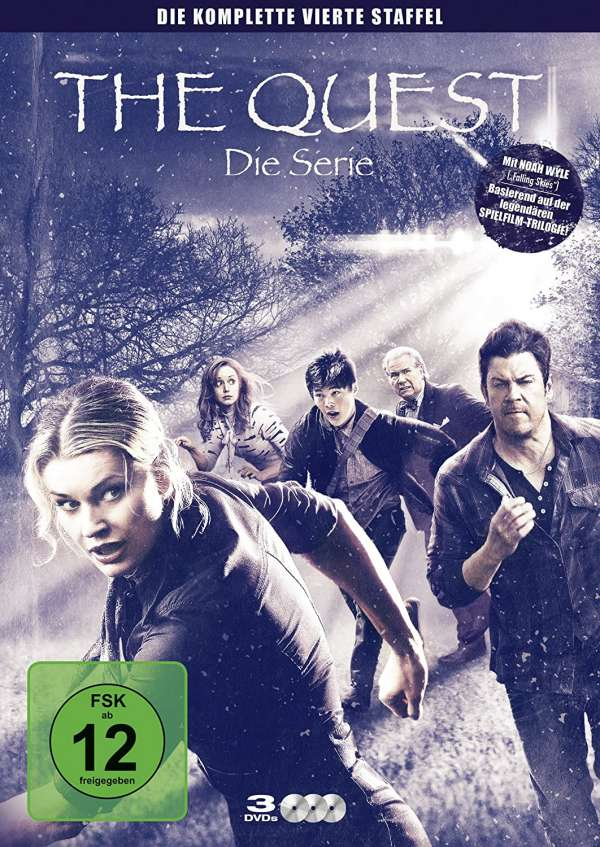 The Quest Staffel 4