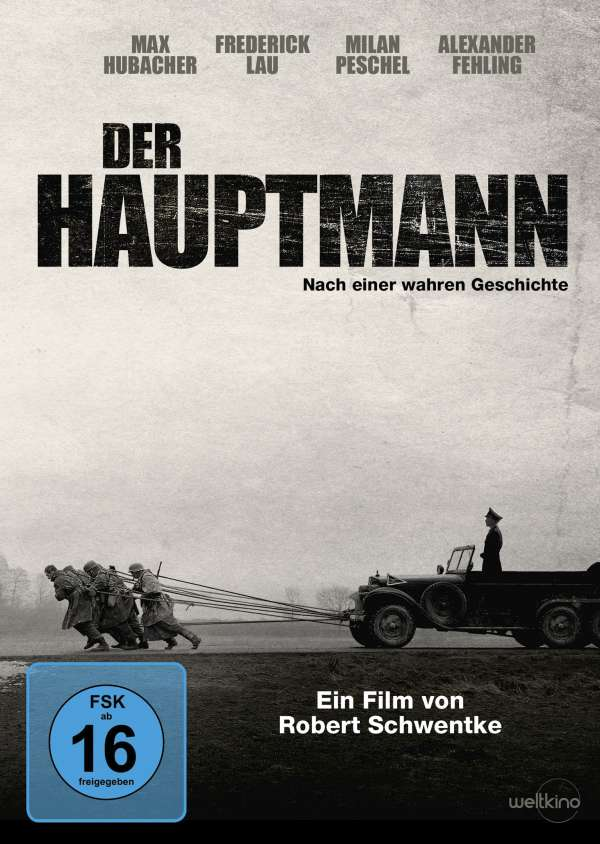 Der Hauptmann Dvd