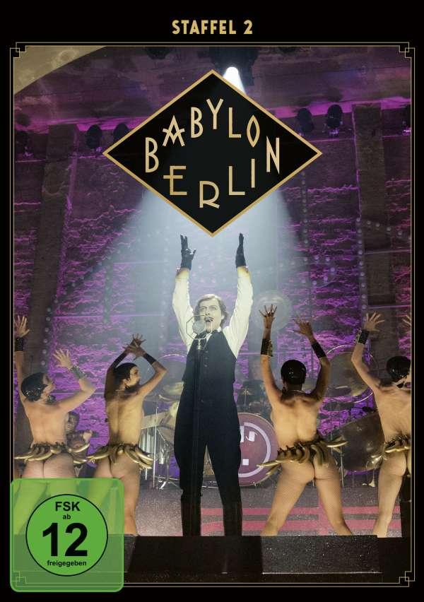 2. Staffel Babylon Berlin
