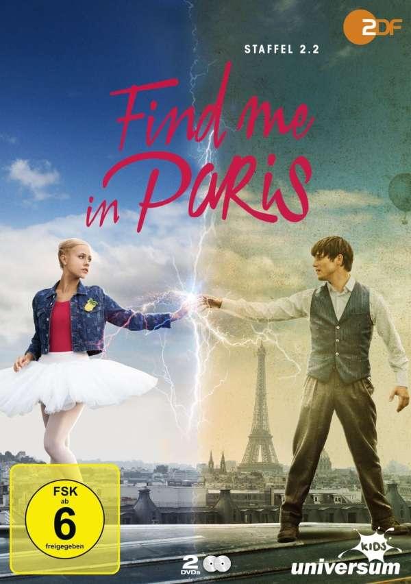Find Me In Paris Staffel 2