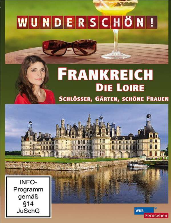 frankreich die loire schl sser g rten sch ne frauen dvd jpc. Black Bedroom Furniture Sets. Home Design Ideas