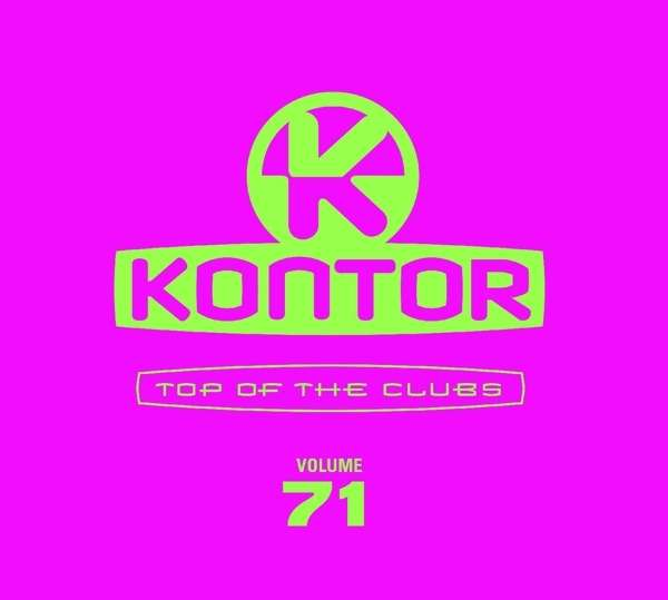 Various - Kontor - Top Of The Clubs Volume 15