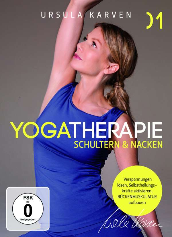 Yogatherapie 1: Schultern & Nacken (DVD) – jpc