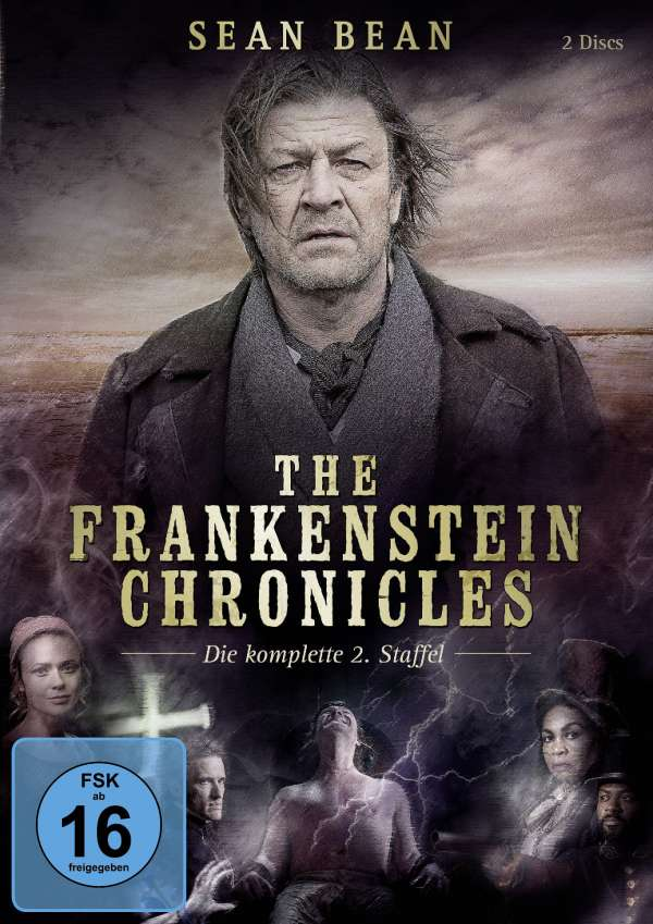 The Frankenstein Chronicles Staffel 2