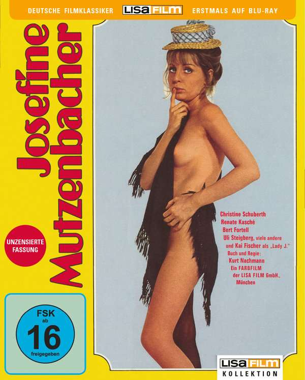 Josefine mutzenbacher mit filme Die heißen