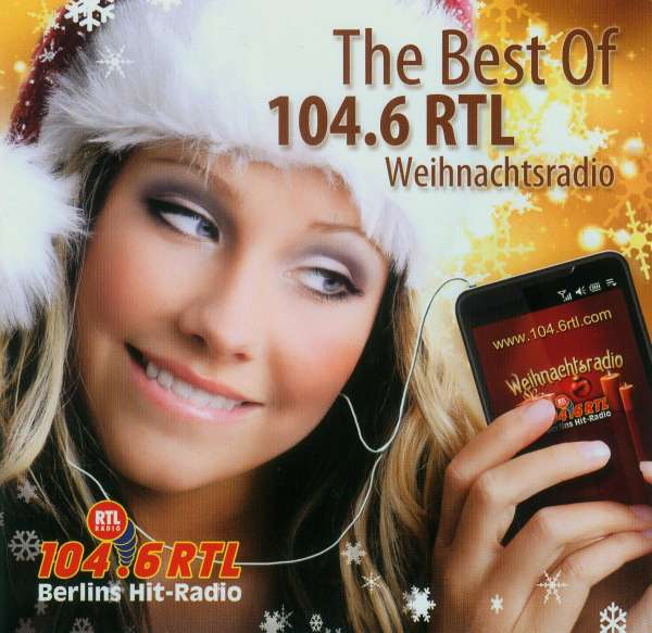 the best of 104 6 rtl weihnachtsradio cd jpc. Black Bedroom Furniture Sets. Home Design Ideas