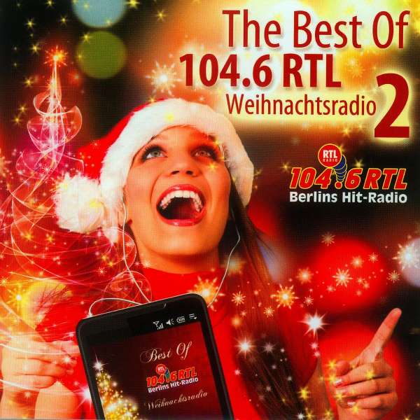 the best of 104 6 rtl weihnachtsradio vol 2 cd jpc. Black Bedroom Furniture Sets. Home Design Ideas