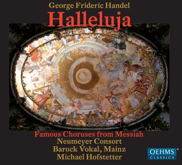 Georg Friedrich Händel (1685-1759): Chöre aus