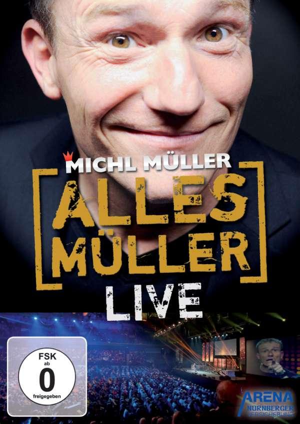 Michl Müller Alles Müller Live Dvd Jpc