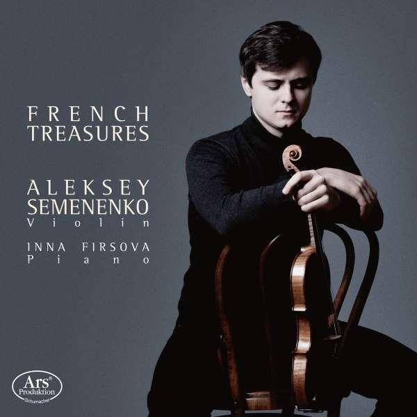 Bildergebnis für aleksey semenenko cd french treasures