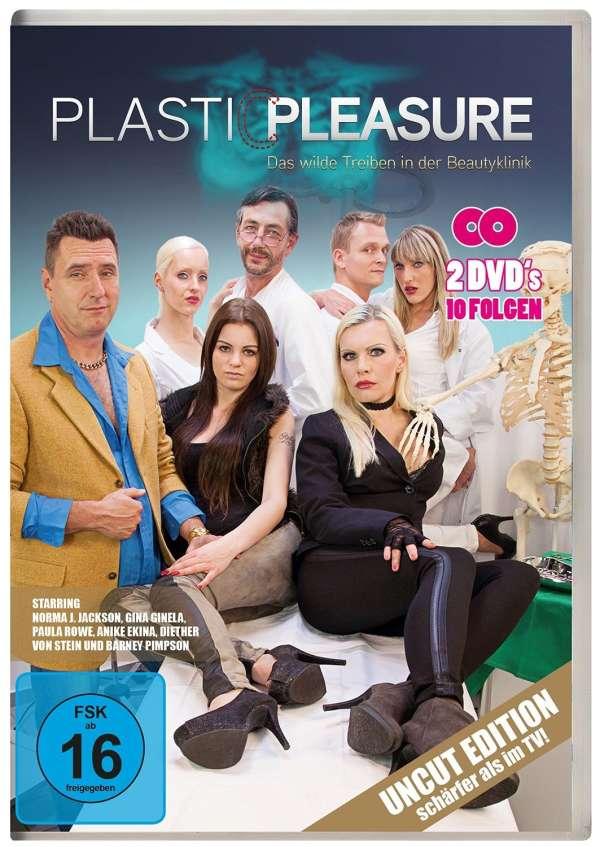 Plastic Pleasure (2 DVDs) - jpc