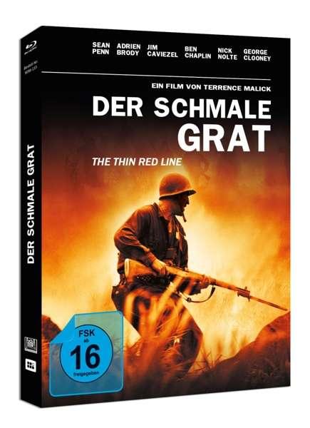 Der Schmale Grat 1998 Blu Ray Im Mediabook