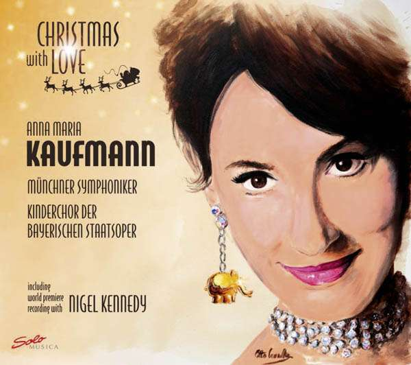 Jonas Kaufmann Weihnachtslieder.Anna Maria Kaufmann Christmas With Love
