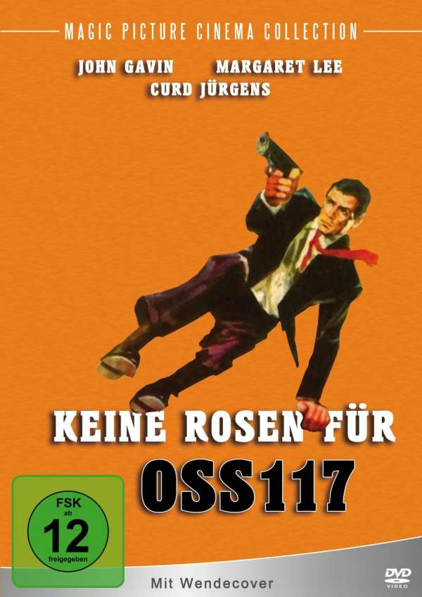 Keine Rosen Fur Oss 117 Dvd Jpc