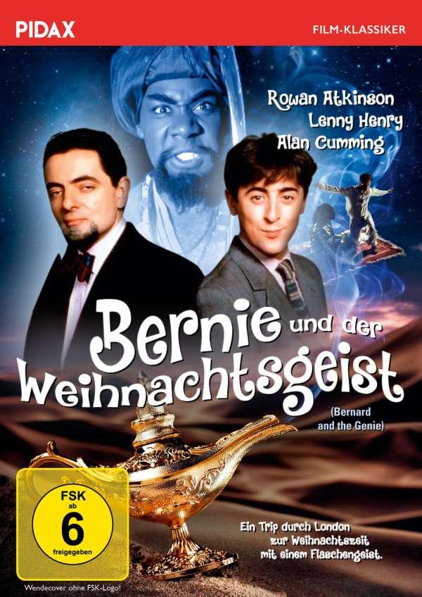 Bernie und der Weihnachtsgeist (DVD) – jpc