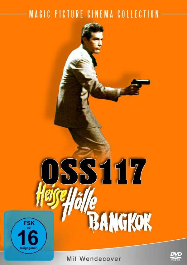Oss 117 Heisse Holle Bangkok Dvd Jpc