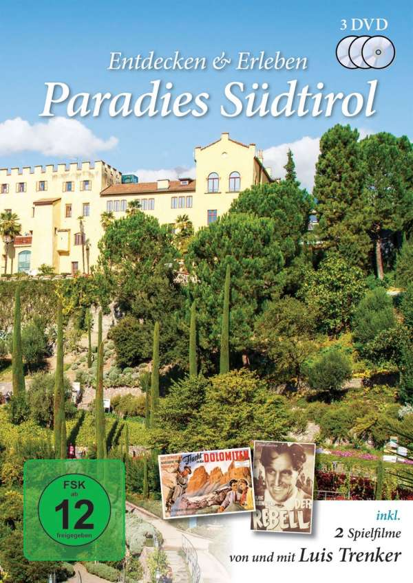 Dvd Paradies