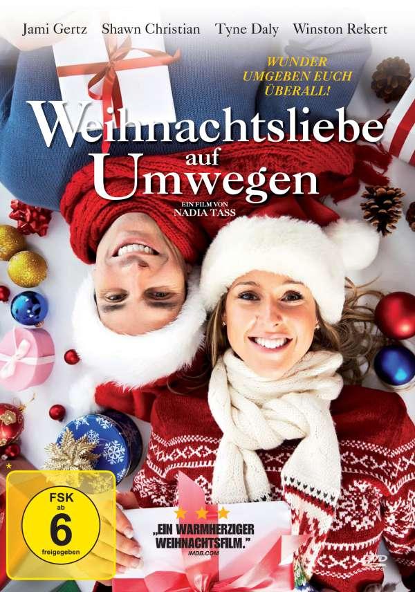 Weihnachtsliebe auf Umwegen (DVD) – jpc