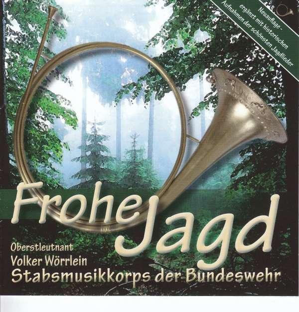 Frohe Weihnachten Jager.Stabsmusikkorps Der Bundeswehr Frohe Jagd Cd Jpc