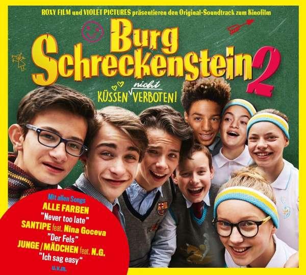 Burg Schreckenstein Ganzer Film Deutsch