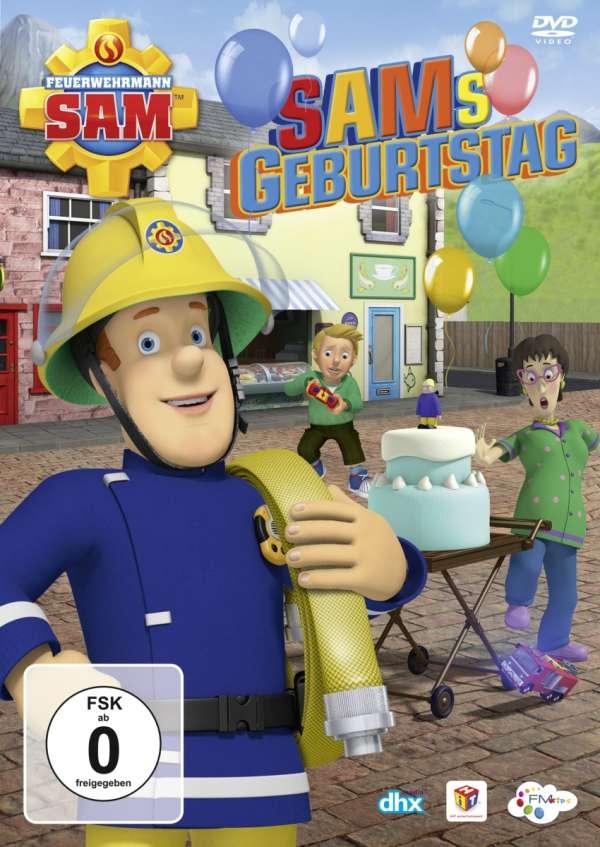 Feuerwehrmann Sam Dvd