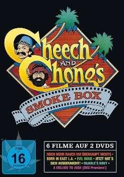 cheech chong smoke box 6 filme auf 2 dvds 2 dvds jpc. Black Bedroom Furniture Sets. Home Design Ideas