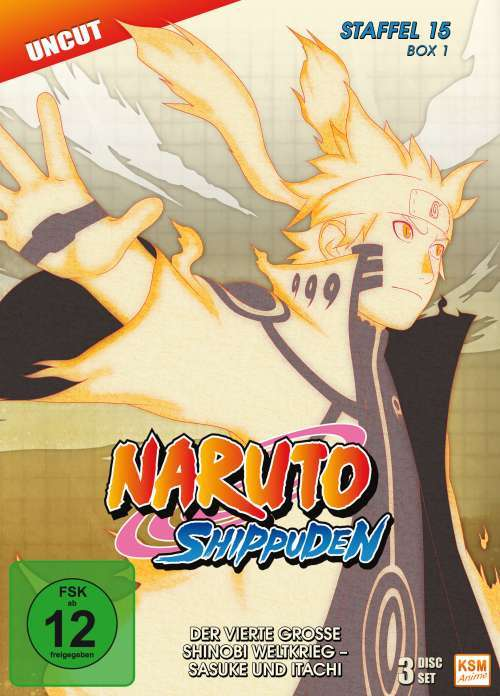 naruto dvd box deutsch