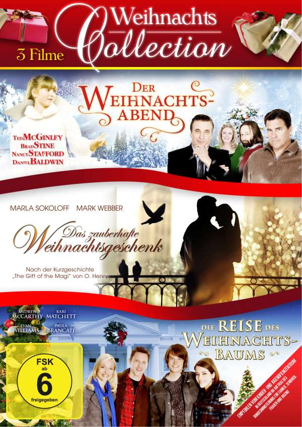 weihnachts collection 3 dvds jpc