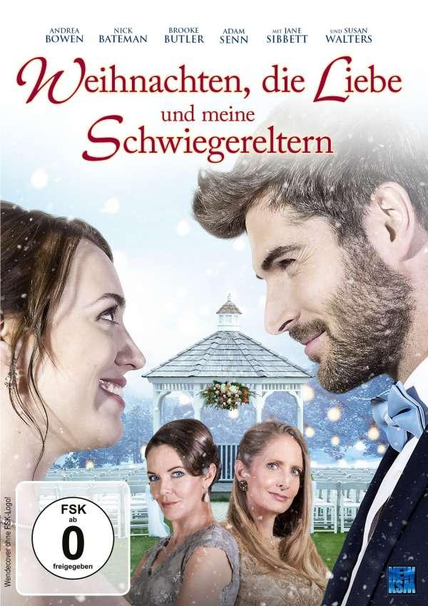 Weihnachten, die Liebe und meine Schwiegereltern (DVD) – jpc